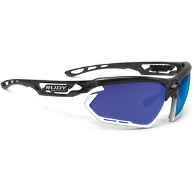 Rudy Project Fotonyk Glasses Crystal Graphite/White Multilaser Blue